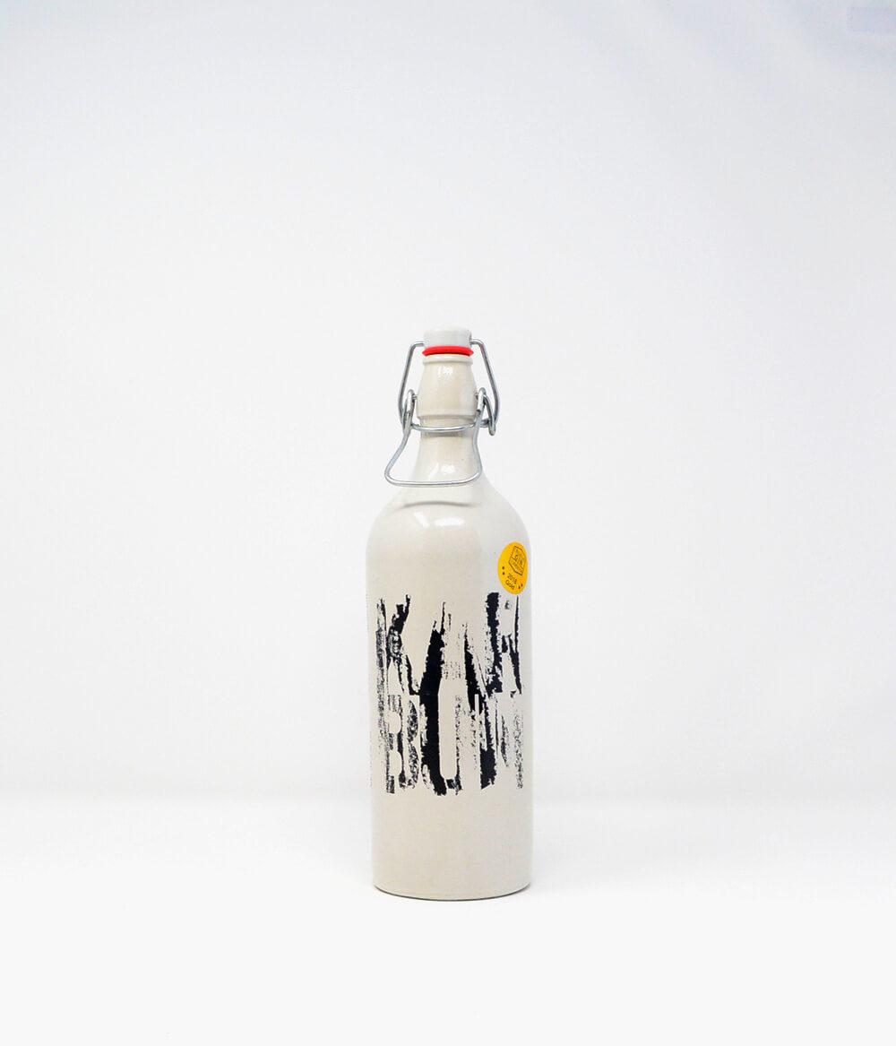 Aura Gin Karbun Flasche
