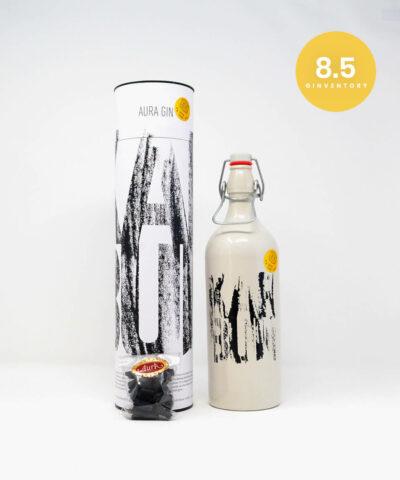Aura Gin Karbun Tonic Carbon Kohle Aktivkohle Kroatien Istrien