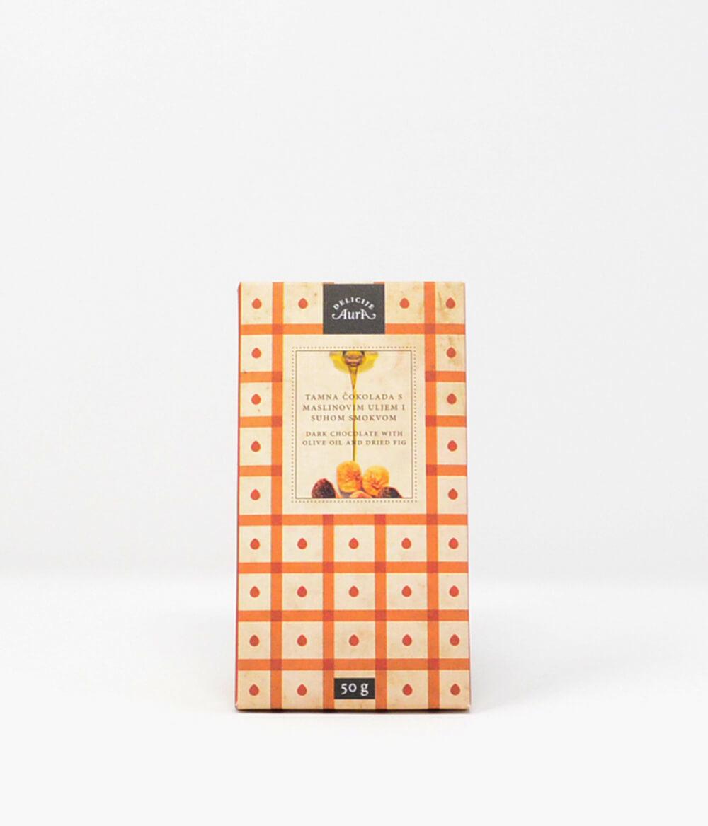 Aura Schokolade Feige