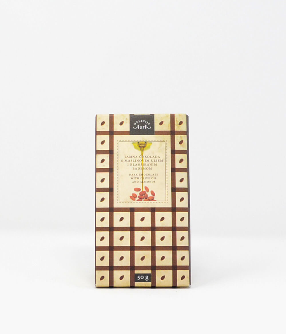 Aura Schokolade Mandel