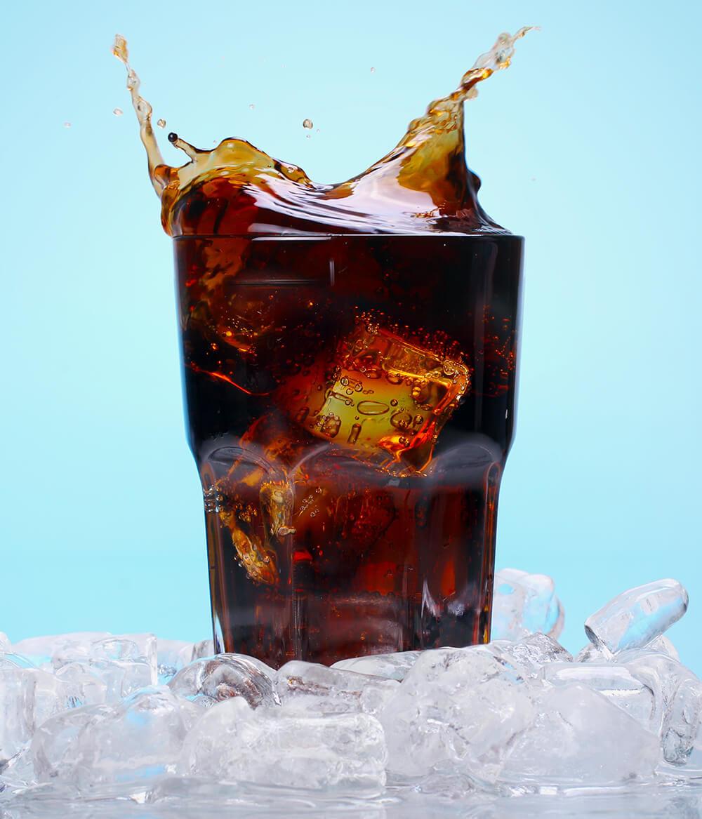 Cockta Original Cola Drink Getränk Aura Delikatessen