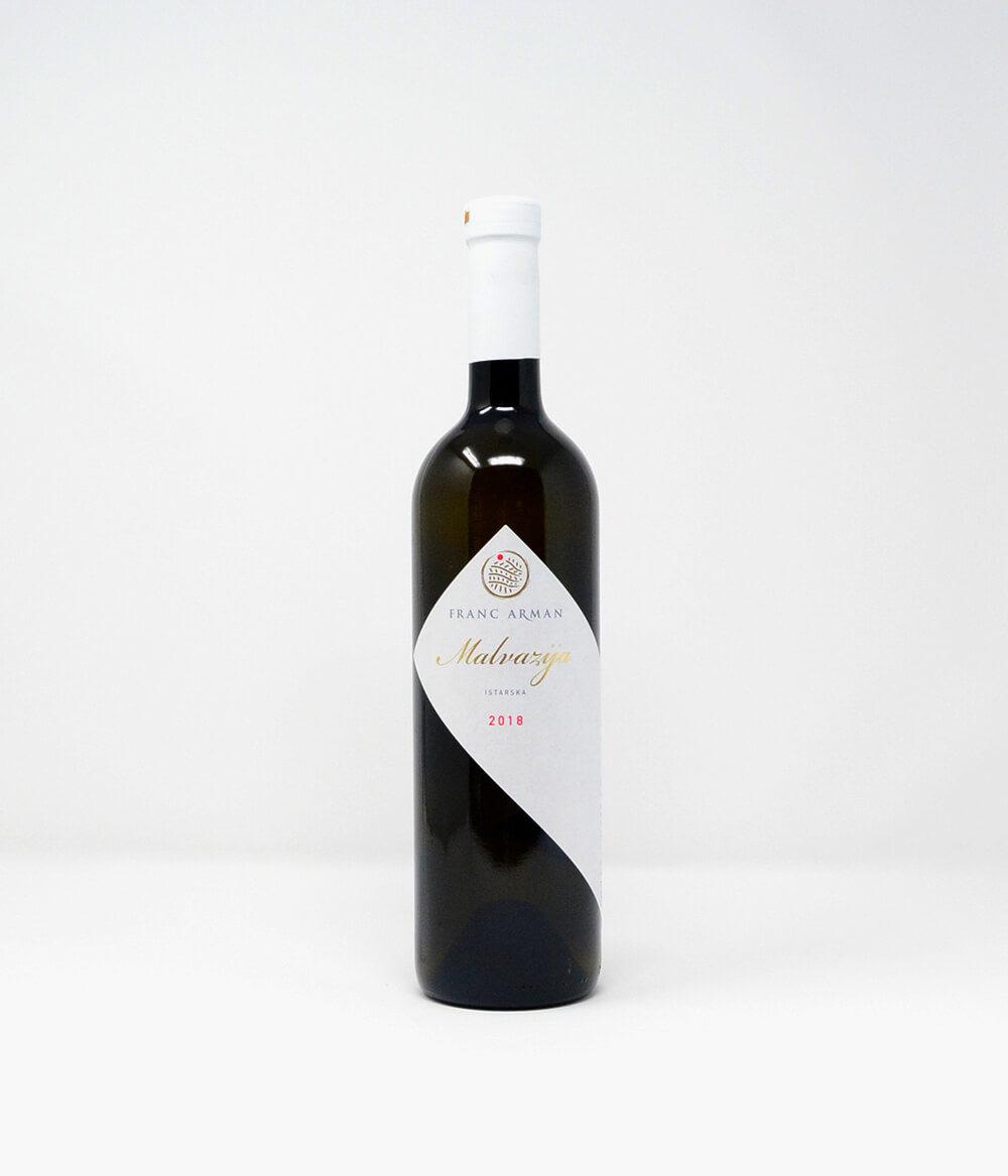 Franc Arman Malvazija Weißwein