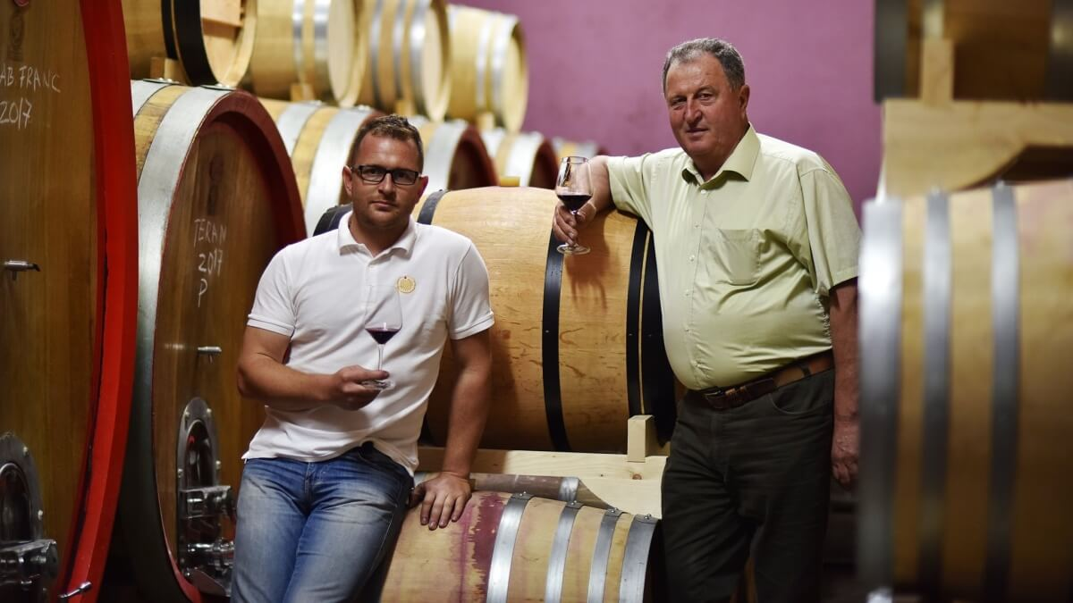 Franc Arman Wines Produzent Hersteller