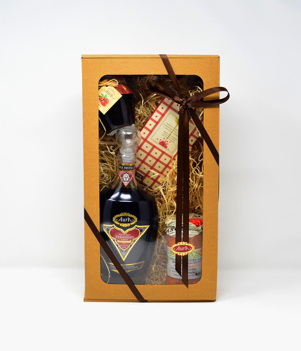 Geschenkpaket 4er Variation