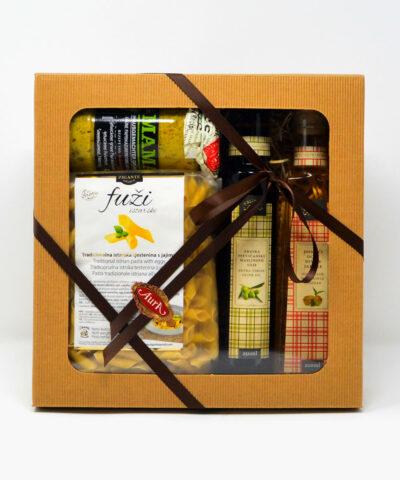 Geschenkpaket Pasta & Co
