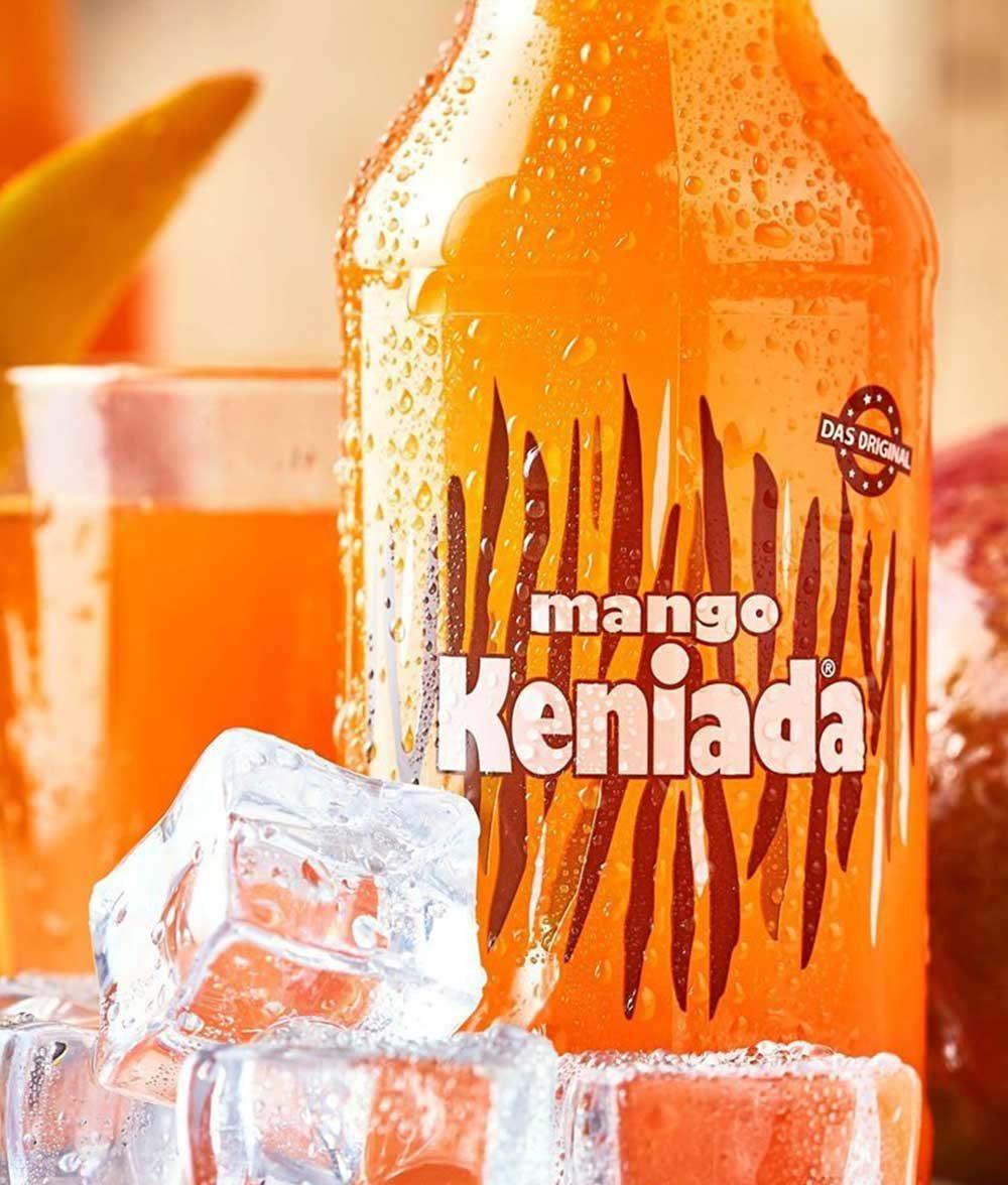 Keniada Mango Softdrink 0,25L