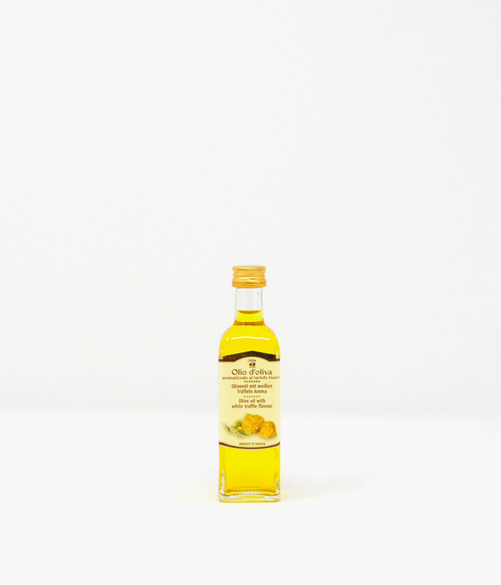 Olivenöl mit trüffel Zigante 60ml