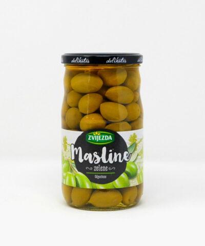 Oliven aus Kroatien 400g