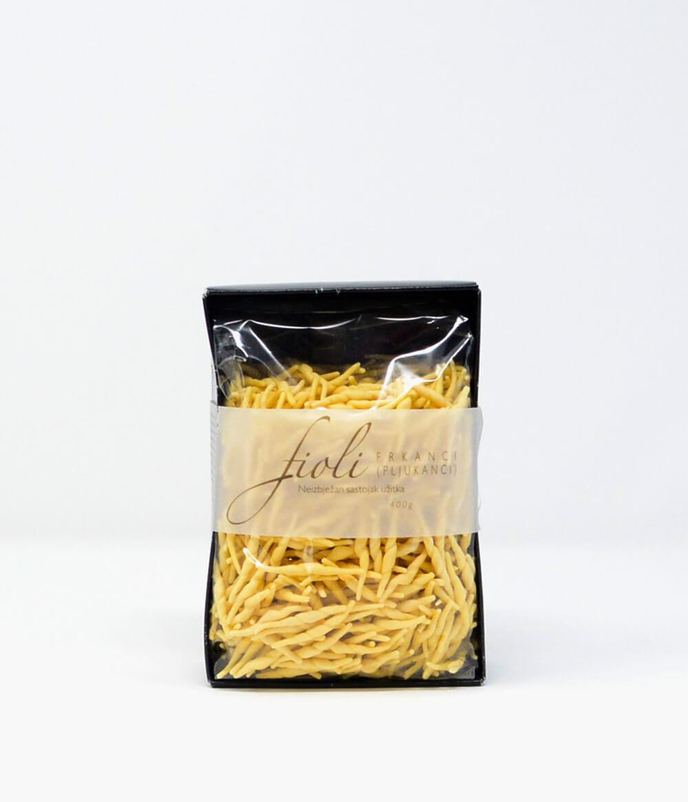 Pasta Fioli Pljukanci