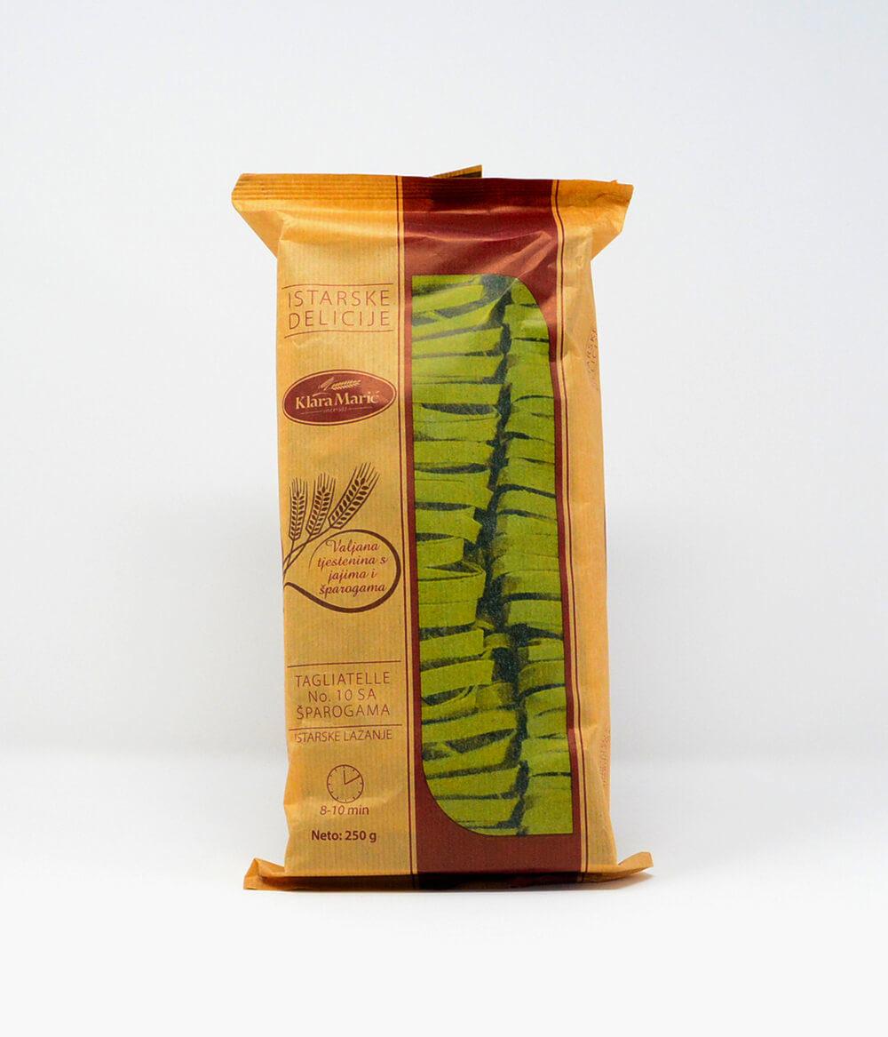Pasta Tagliatelle Spargel 250g