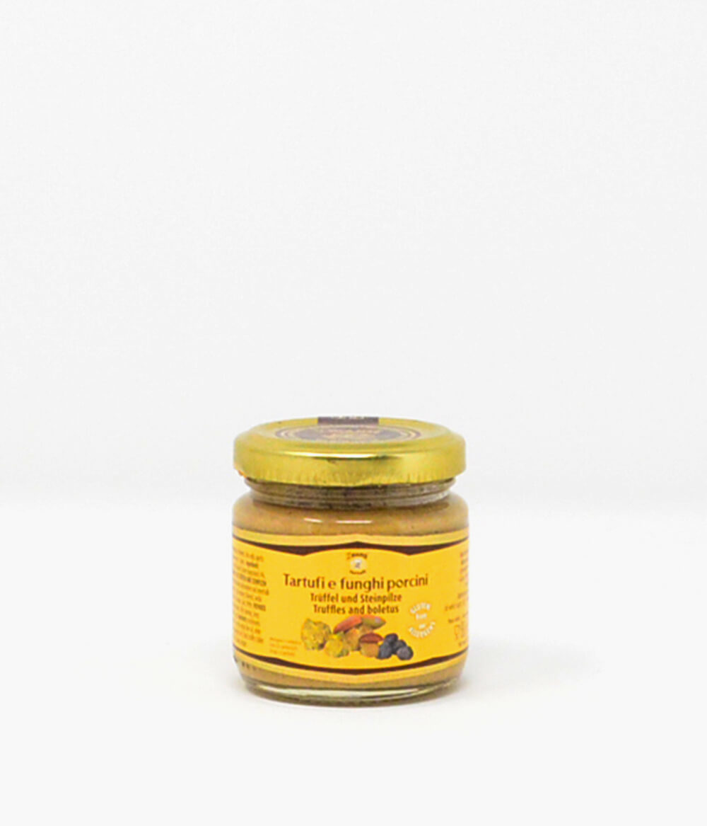Steinpilz Creme mit Trüffel Zigante