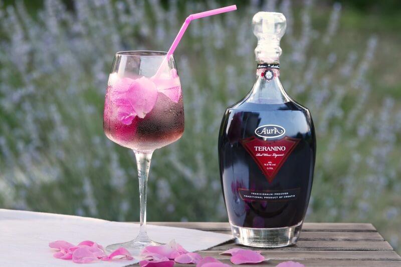 Teranino Rose Cocktail des Jahres