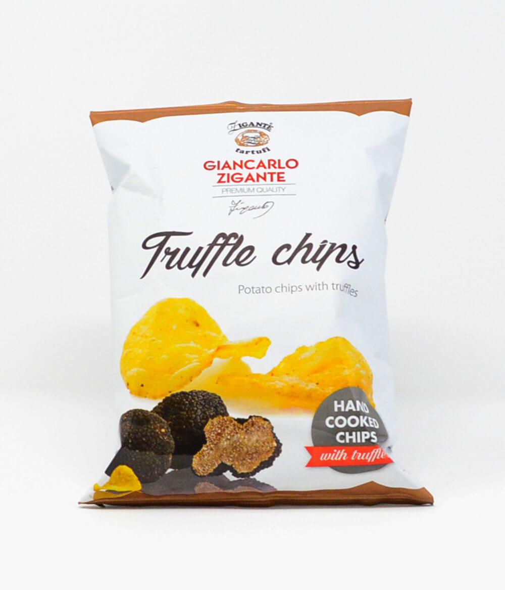 Trüffel Chips Zigante