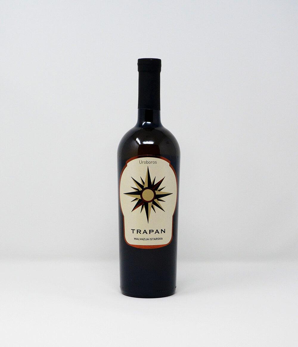 Trapan Uroboros Malvazija Istarska Bio Wein